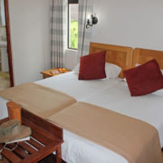 Chalet main bedroom