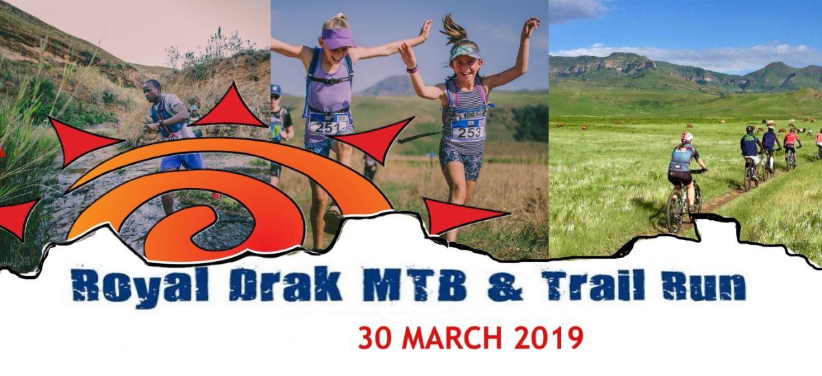 Roayl Drak MTB & Trail Run 30 March 2019