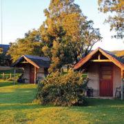 Aframe accommodation