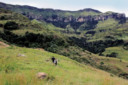 Sungubala Drakensberg Hiking
